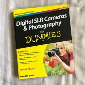 Other - Digital Cameras & Photography for dummies